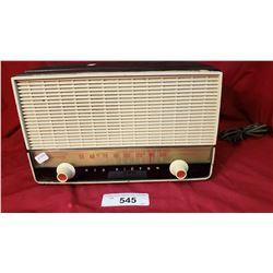 RCA Victor Radio works