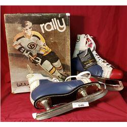 Rally Bobby Orr Ice Skates