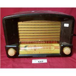 General Electric Radio