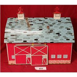 Ohio Art Barn Play Set