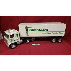 ERTL Green Giant Semi Truck