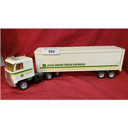 ERTL John Deere Semi Truck