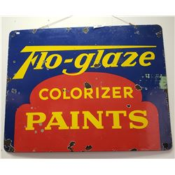 Flo Gaze Paint Sign