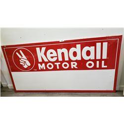 1948 Kendall Motor Oil Sign