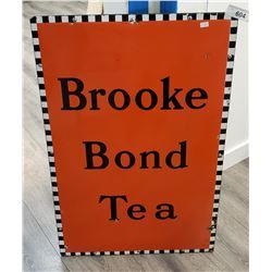 Brook Bond Tea Porcelain Sign