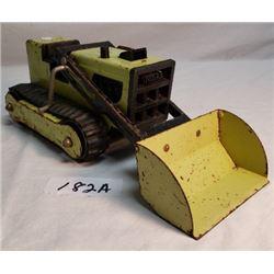Vintage Green Tonka Bulldozer