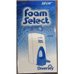 NEW SOFT CARE FOAM SELECT SOAP DISPENSER - CHOICE