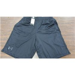 NEW UNDER ARMOR HEAT GEAR SHORTS - PER PAIR
