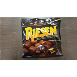 RIESEN CARAMELS COVERED IN RICH EUROPEAN CHOCOLATE - PER BAG