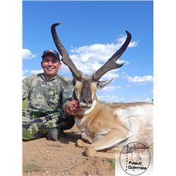 Arizona Commission Antelope Tag