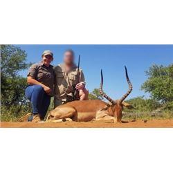 Africa Hunting Safari for 4 Hunters