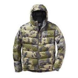 Kuiu Super Down Pro Jacket Verde II Non-Exchangeable