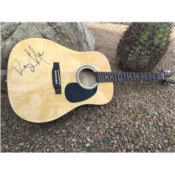 Signed Fender Acoustic Guitar RCPM