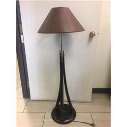 Oryx Horn Floor Lamp