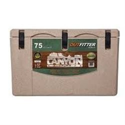 Canyon Cooler Outfitter 75 Quart Sandstone