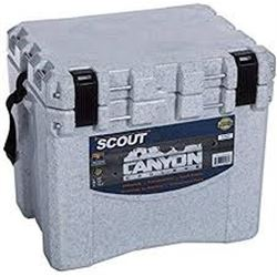 Canyon Cooler Scout 22 White Marble