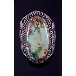 Navajo King's Manassa Silver MASSIVE Bracelet