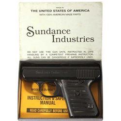 Sundance Industries Model A-25 Pistol w/ Box
