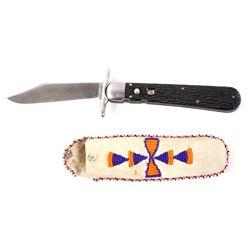 Schrade Walden WW2 Paratrooper Switchblade Knife