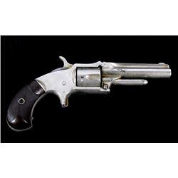 Marlin XXX Standard 1872 .30 RF Nickel Revolver