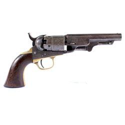 Colt Model 1862 Pocket Navy Revolver