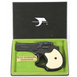 High Standard DM-101 .22 Magnum Derringer w/ Box