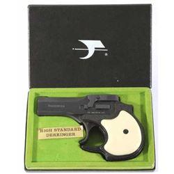 High Standard DM-101 .22 Magnum Derringer w/ Box