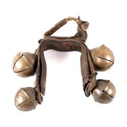 Montana Antique Brass Sleigh Bells