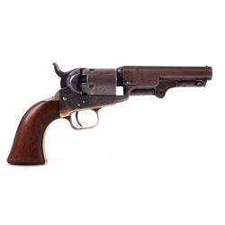 Early Colt Model 1849 Pocket Revolver