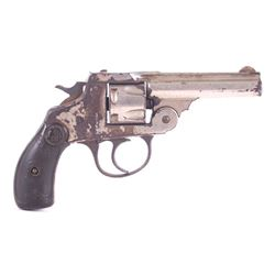 Iver Johnson Safety Automatic Revolver 1st Model