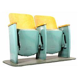 1950's Retro Montana Theater Chairs