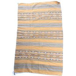 Navajo Wide Ruins Vegetal Dyed Wool Rug