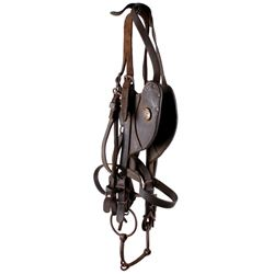 Mid- Late 19th Century U.S. Cavalry Bridle and Bit