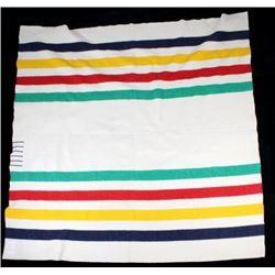 Hudson Bay Six Point Wool Trade Blanket