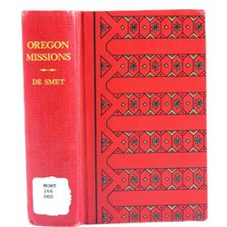 First Edition of Oregon Missions by De Smet c 1847