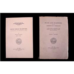 Native American Beadwork Book Collection