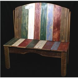 Stoney Hill Studio Handmade Barn Wood Chair