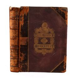 The Works of Shakspere Imperial Edition