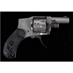 Columbian Firearms Baby Hammerless Revolver