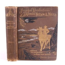 Personal Recollections Of Nelson A. Miles/First Ed