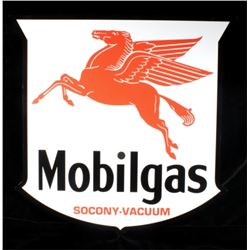 Mobilgas Pegasus Advertising Sign