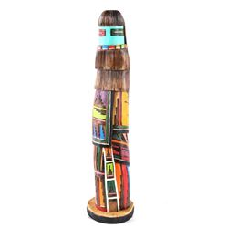 Navajo Native American Carved Wooden Kachina