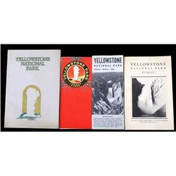 Collection of Yellowstone Paper Ephemera