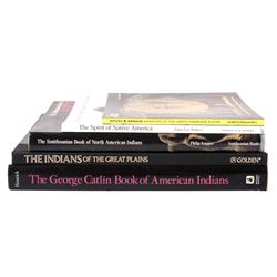 Collection of Native American Informational Books