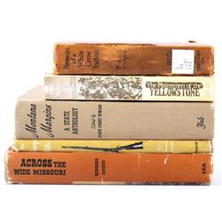Collection of Western Books