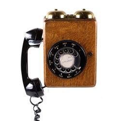 Stromberg- Carlson Rotary Wall Phone