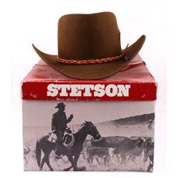 Montana Stetson 4X Beaver Cowboy Hat