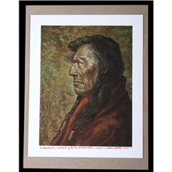 """""""Charlo Chief of the Flatheads"""" By Jeanne Hamilton"""