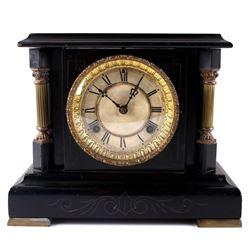 Early 1900's Waterbury Clock Co Mantle Clock