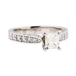 1.52 ctw Diamond Ring - Platinum